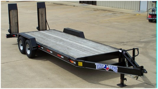 Heavy Duty Equipment Trailer