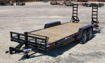 Texas Bragg LEO with Fold up Ramps