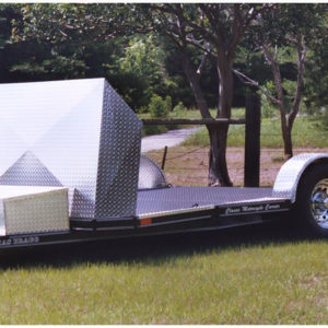 Texas Bragg Classic Motorcycle Carrier