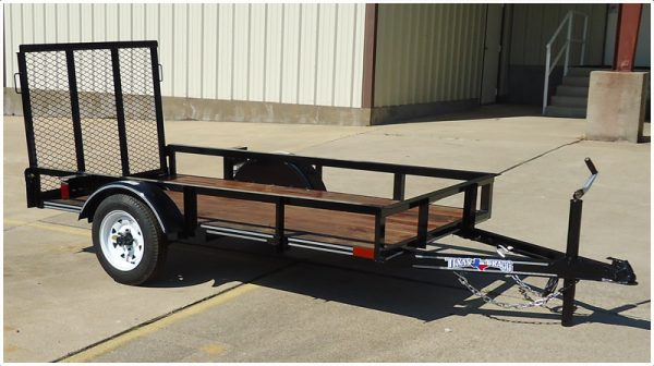 Little Bragg Small Utility Trailer