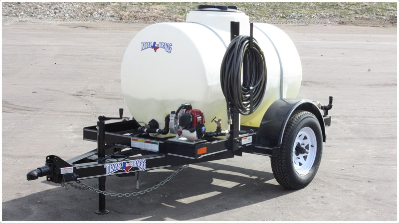 325 Gallon Water Trailer
