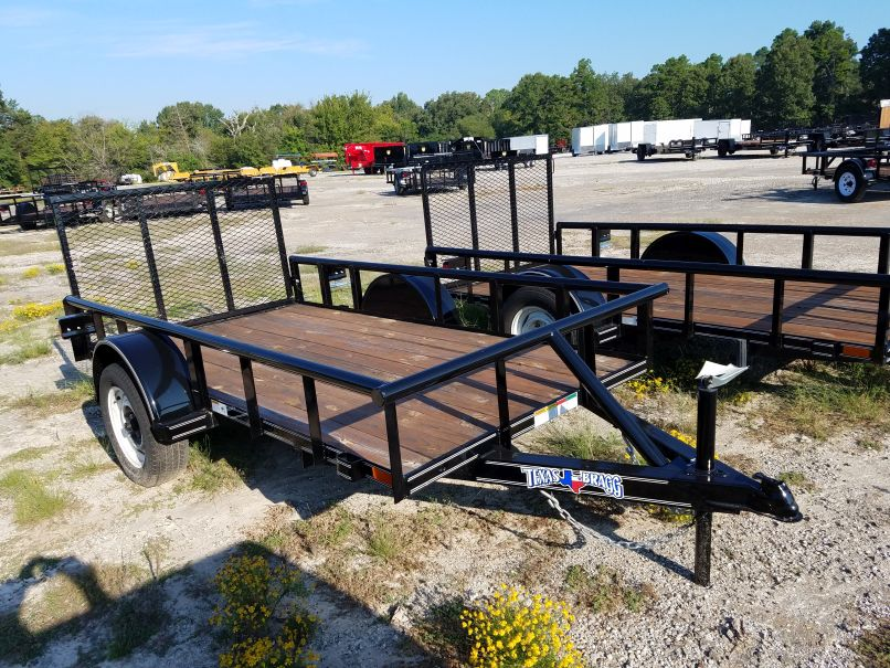 Equipment Trailers Texas Bragg Trailers Autos Post